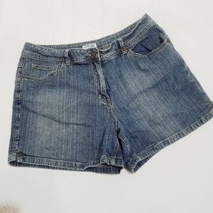Women's St. John's Bay shorts size 14